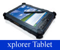 xplorer Tablet
